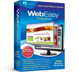 Avanquest WebEasy Professional 10 Free Serial Key Giveaway ...