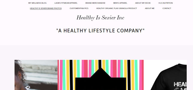 Healthy Is Sexier Inc