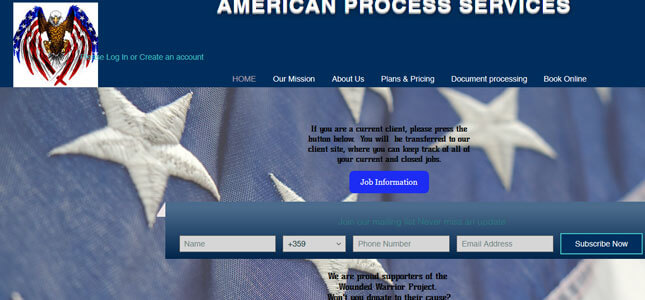 American Process Services