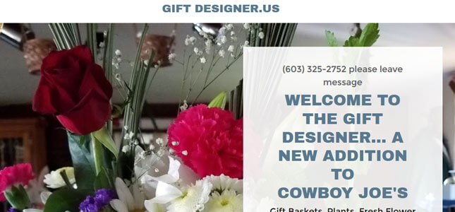 CJ's Gift Designer (formally Cowboy Joe's)