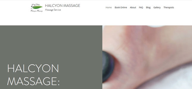 Halcyon Massage