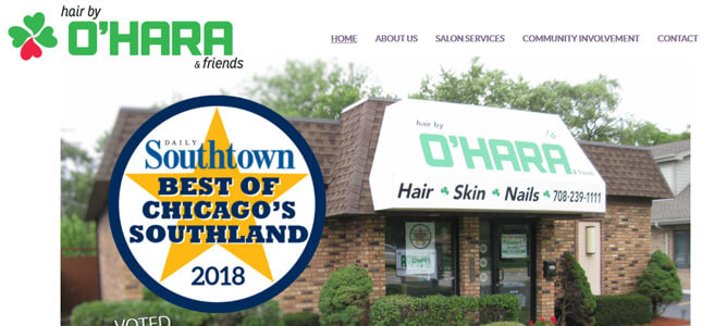 O'Hara and Friends Salon