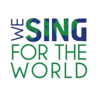 We Sing For The World